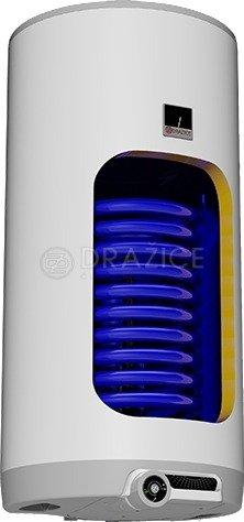 Бойлер комбінований Drazice OKC 125/1 m2. Фото 2