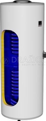 Бойлер косвенного нагрева для солнечных систем Drazice OKC 200 NTRR/SOL. Фото 2