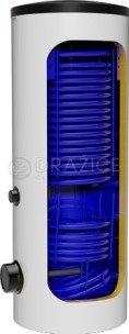 Бойлер косвенного нагрева для солнечных систем и тепловых насосов Drazice OKC 400 NTRR/HP/SOL