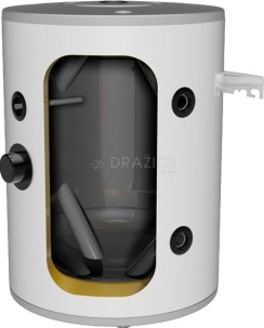 Теплоаккумулятор Drazice NAD 50 v1 с теплоизоляцией. Фото 2