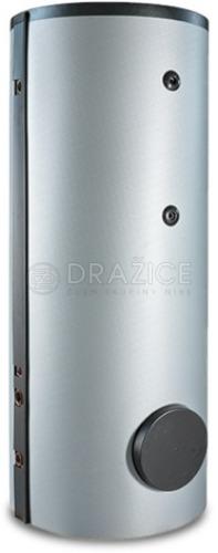 Теплоакумулятор Drazice NAD 500 v1 з теплоізоляцією Neodul 80 мм
