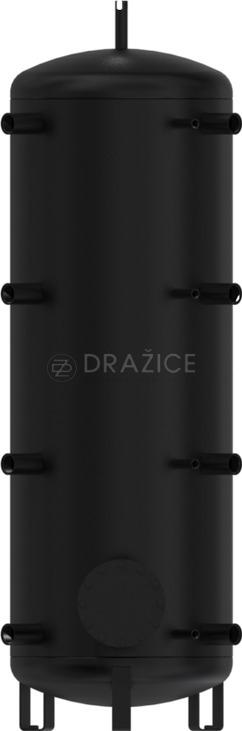 Теплоаккумулятор Drazice NAD 750 v3 с теплоизоляцией Neodul 80 мм. Фото 2