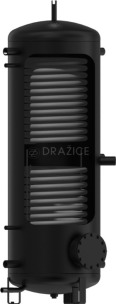 Теплоаккумулятор Drazice NAD 500 v5 с теплоизоляцией UA 80 мм. Фото 2