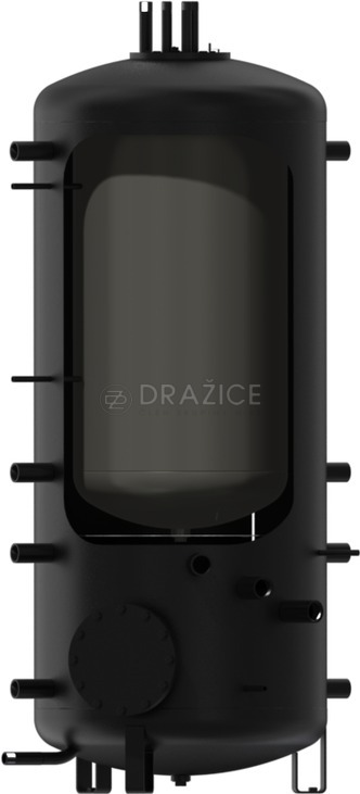 Теплоаккумулятор Drazice NADO 1000/200 v1 с теплоизоляцией Neodul 80 мм. Фото 2
