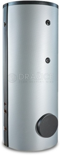 Теплоаккумулятор Drazice NADO 500/200 v1 с теплоизоляцией UA 80 мм