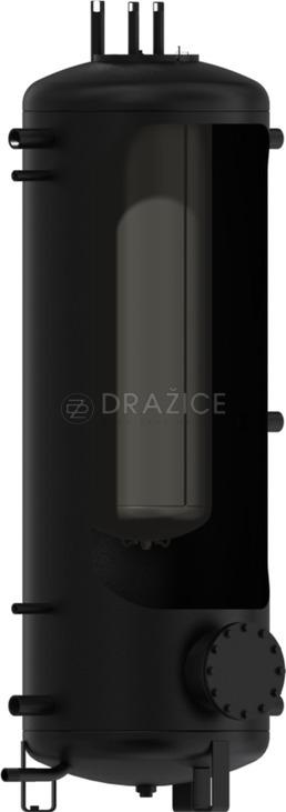 Теплоаккумулятор Drazice NADO 500/300 v1 с теплоизоляцией UA 80 мм. Фото 2
