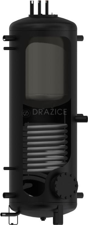 Теплоаккумулятор Drazice NADO 500/140 v2 с теплоизоляцией Neodul 80 мм. Фото 3
