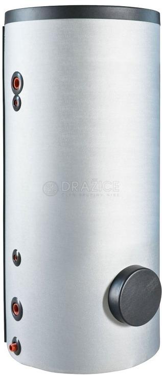 Теплоаккумулятор Drazice NADO 500/140 v2 с теплоизоляцией UA 80 мм