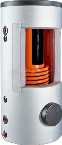 Теплоаккумулятор Drazice NADO 1000/140 v2 с теплоизоляцией UA 80 мм. Фото 2
