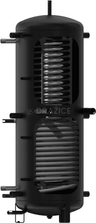Теплоаккумулятор Drazice NADO 1000/45 v6 с теплоизоляцией Neodul 80 мм. Фото 2