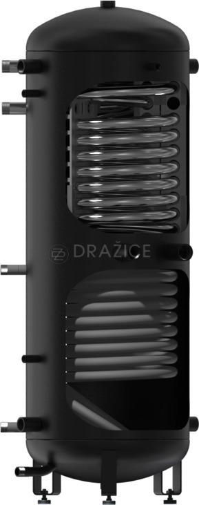 Теплоаккумулятор Drazice NADO 300/20 v6 с теплоизоляцией. Фото 2