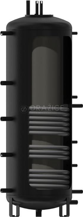 Теплоаккумулятор Drazice NADO 500/200 v7 с теплоизоляцией Neodul 80 мм. Фото 2