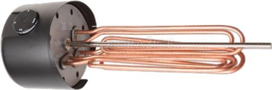 Электрический термоэлемент Drazice RSW 18-12 кВт