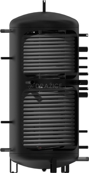 Теплоаккумулятор Drazice NADO 1000/35 v9 с теплоизоляцией Neodul 80 мм. Фото 2