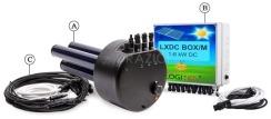 Набор для работы от фотопанелей Drazice LXC SET 1-6 кВт/210