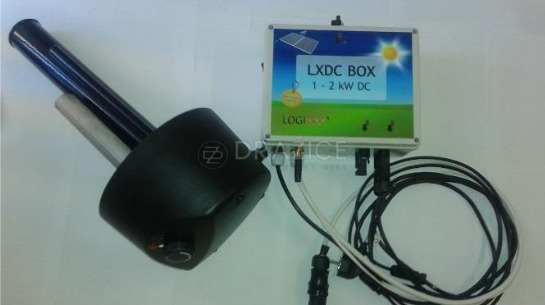 Набор для работы от фотопанелей Drazice LXC SET 1-2 кВт/168